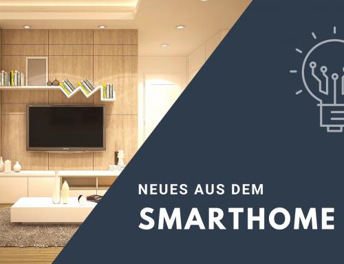 Neues aus dem Smarthome – Nach Umbaupause geht es endlich weiter